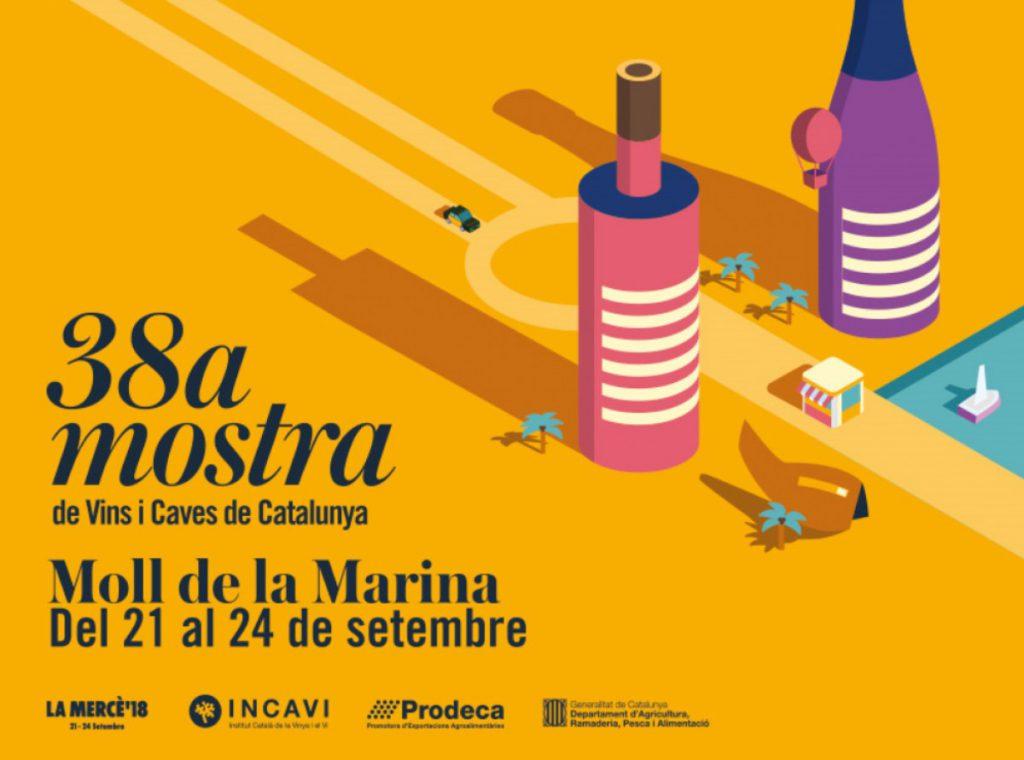 Mostra de Vins i Caves de Catalunya a Barcelona