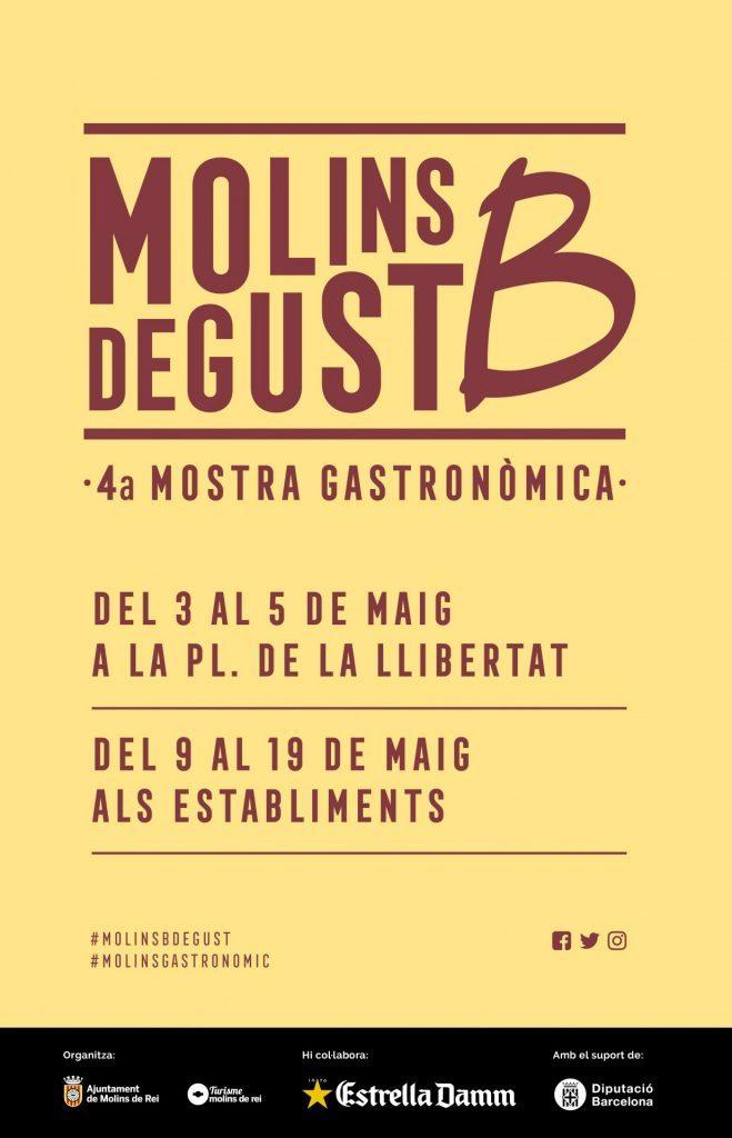 MolinsBdegust – Mostra Gastronòmica a Molins de Rei
