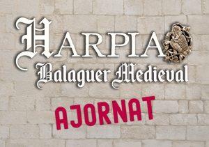 Harpia Balaguer Medieval 2020 cancelada