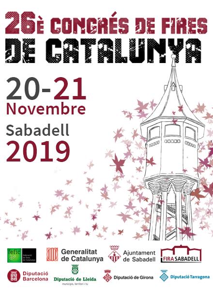 Congrés de Fires de Catalunya a Sabadell (FeFic)