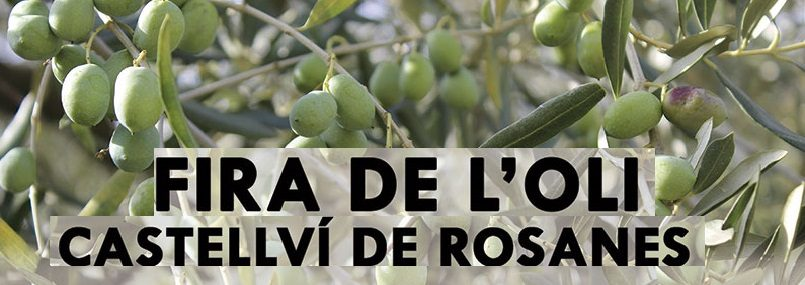 Fira de L'Oli de Castellví de Rosanes