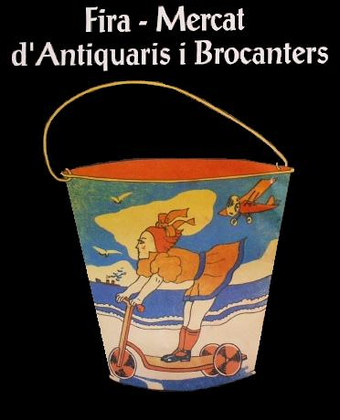 Fira – Mercat d'Antiquaris i Brocanters a Sant Feliu de Guíxols