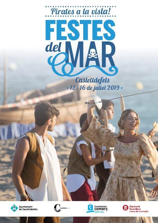 Festes del Mar a Castelldefels
