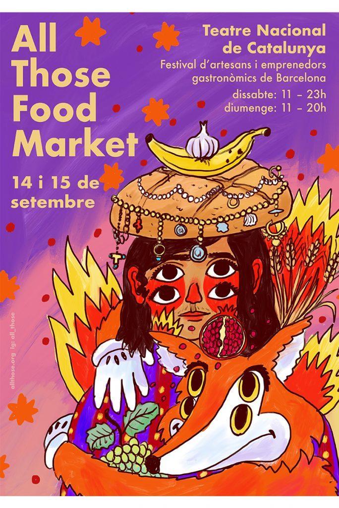 All Those Food Market a Barcelona