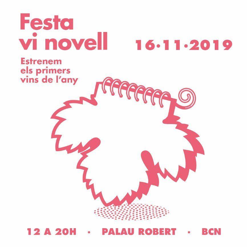 Festa del Vi Novell a Barcelona