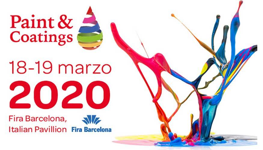 Paint & Coatings Barcelona