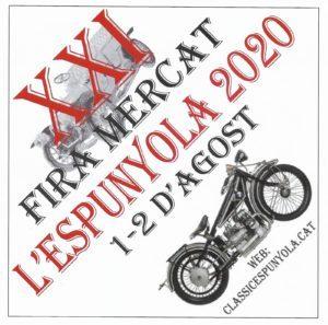Fira cotxes clàssics a Espunyola 2020