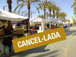 Mercat d'artesania de Setmana a Santa Vilanova i la Geltrú 2020 cancelada